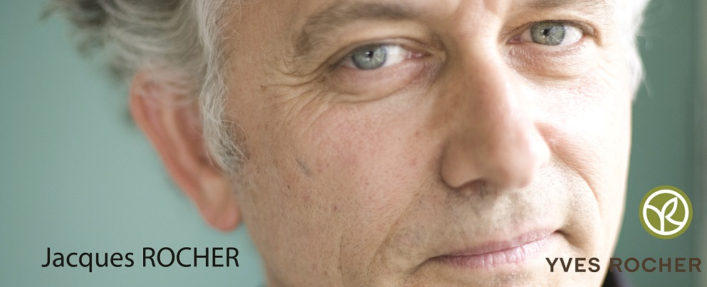 Jacques ROCHER (Yves ROCHER)