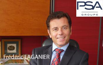 Frédéric LAGANIER - PSA